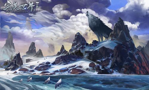 玉面无双《完美国际2》新版本今日上线!