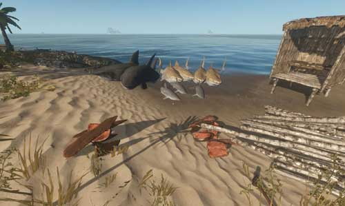 荒岛求生动物介绍说明 游戏中有哪些生物